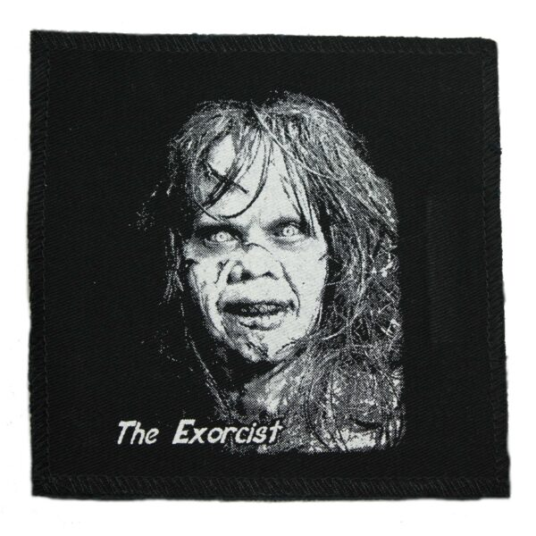 The Exorcist Regan Cloth Patch