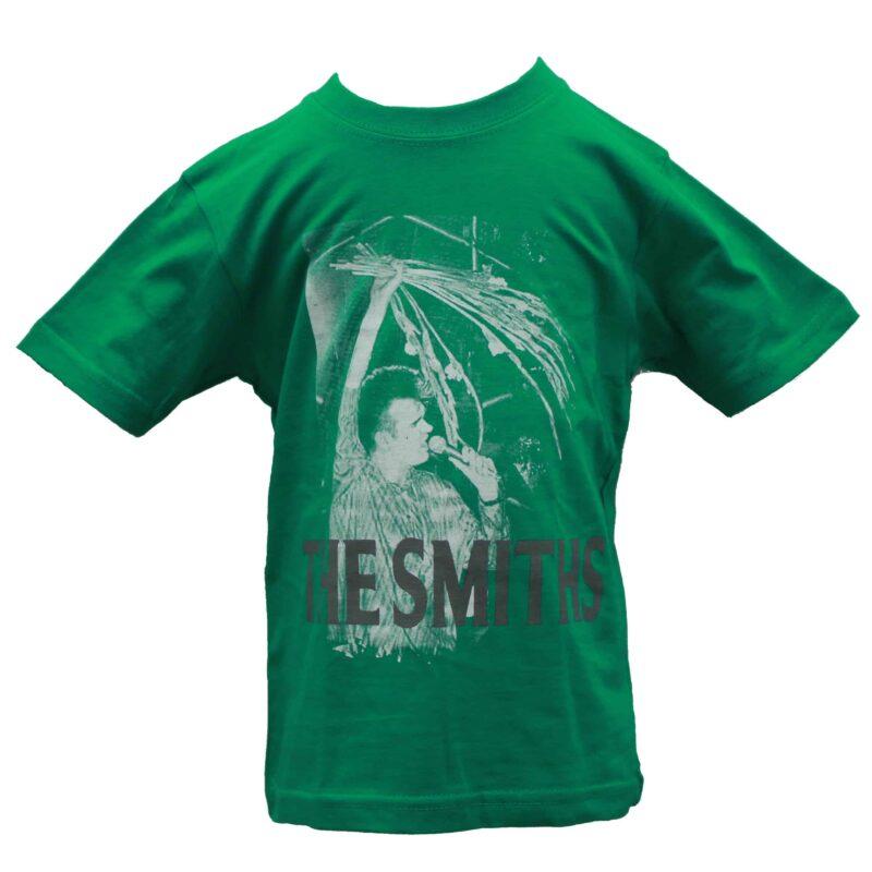 The Smiths Kids T-Shirt Green 2