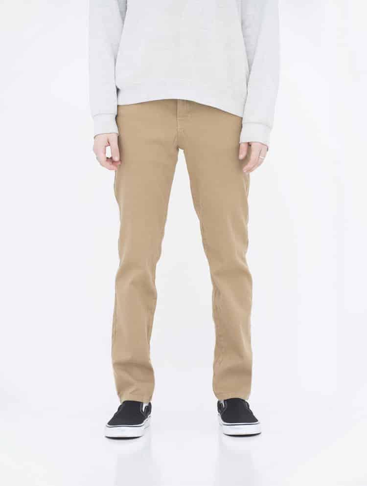 Khaki Skinny Jeans by Neo Blue