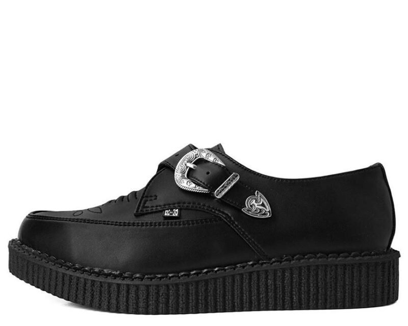 TUK Western Buckle Pointed Creeper A9572 2