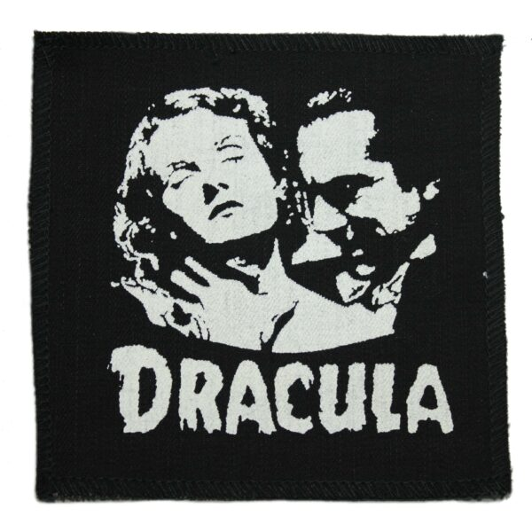 Dracula Cloth Patch