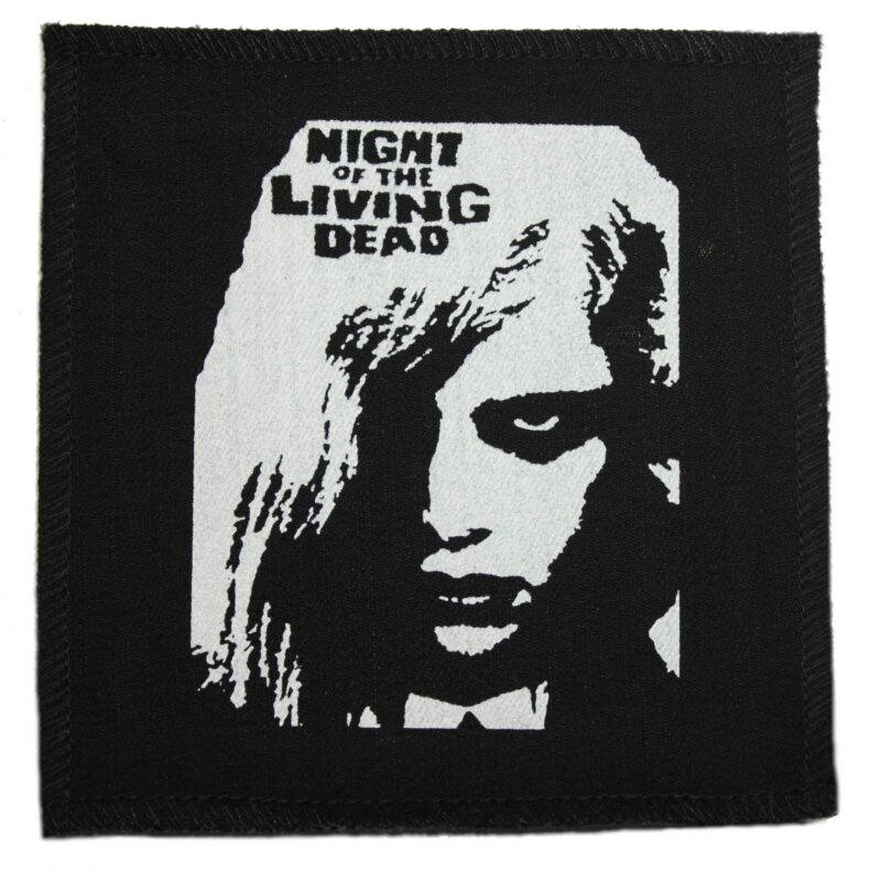 Night of The Living Dead Karen Cloth Patch