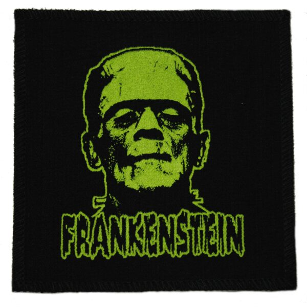 Frankenstein Cloth Patch