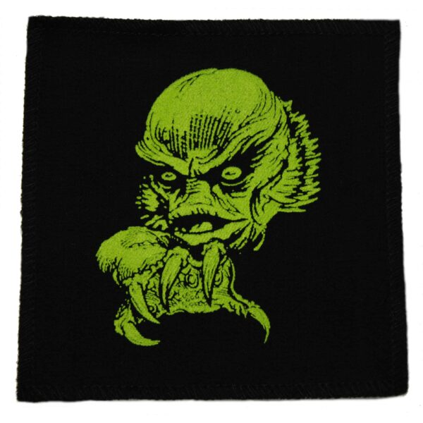 The Creature From The Black Lagoon Cloth Patch