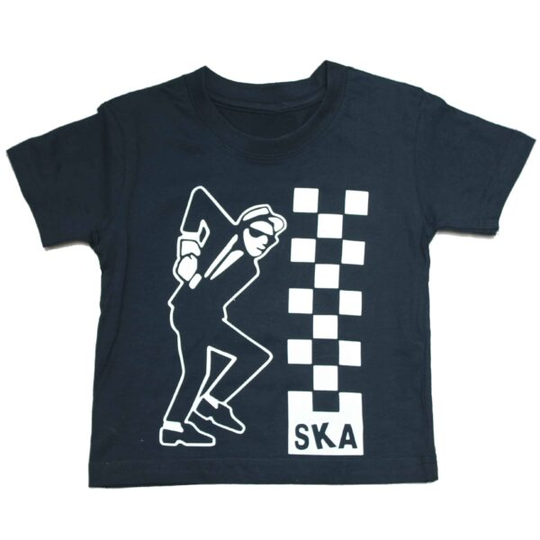 Ska Kids Black T-Shirt