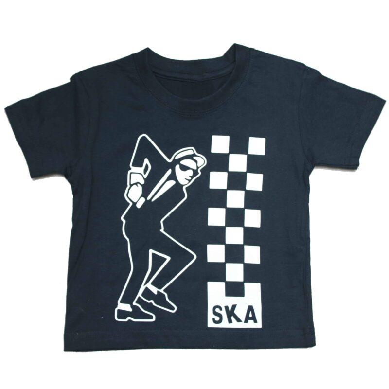 Ska Kids Black T-Shirt