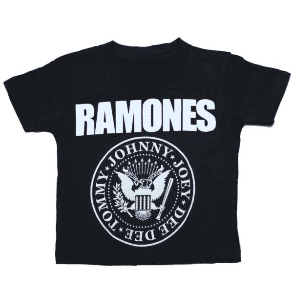 Ramones Kids Black T-Shirt