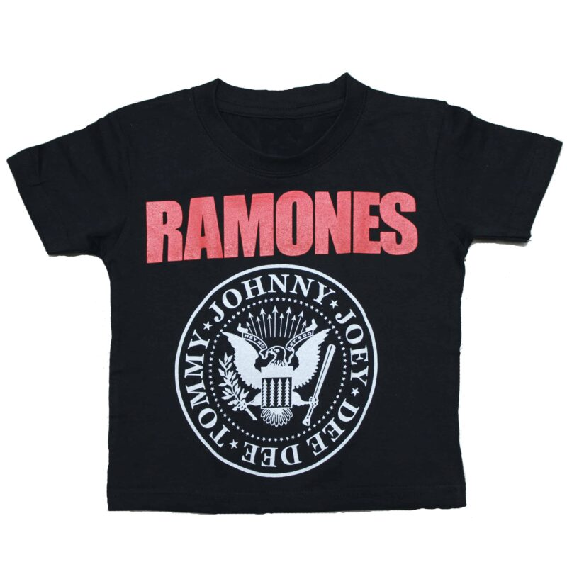 Ramones Kids Black T-Shirt