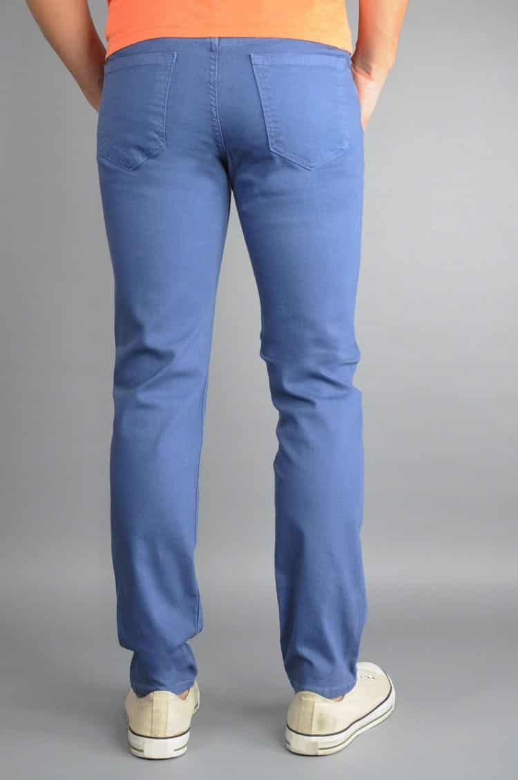 Slate Gray Skinny Jeans by Neo Blue 1