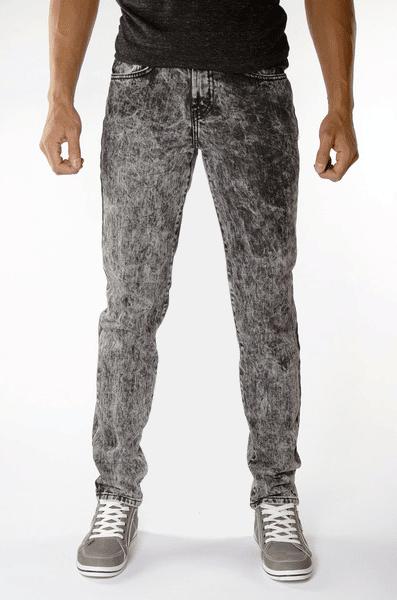 Skinny Jeans Black Mineral