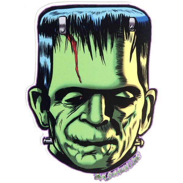 Ben Von Strawn Franken-Kolor Sticker