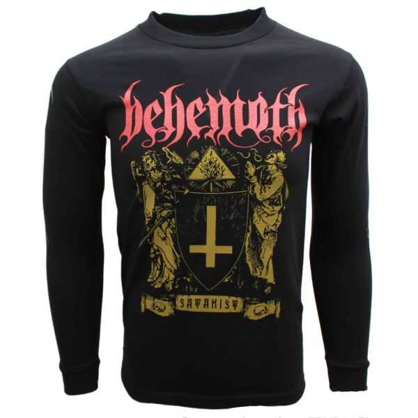 Behemoth Satanist Long Sleeve