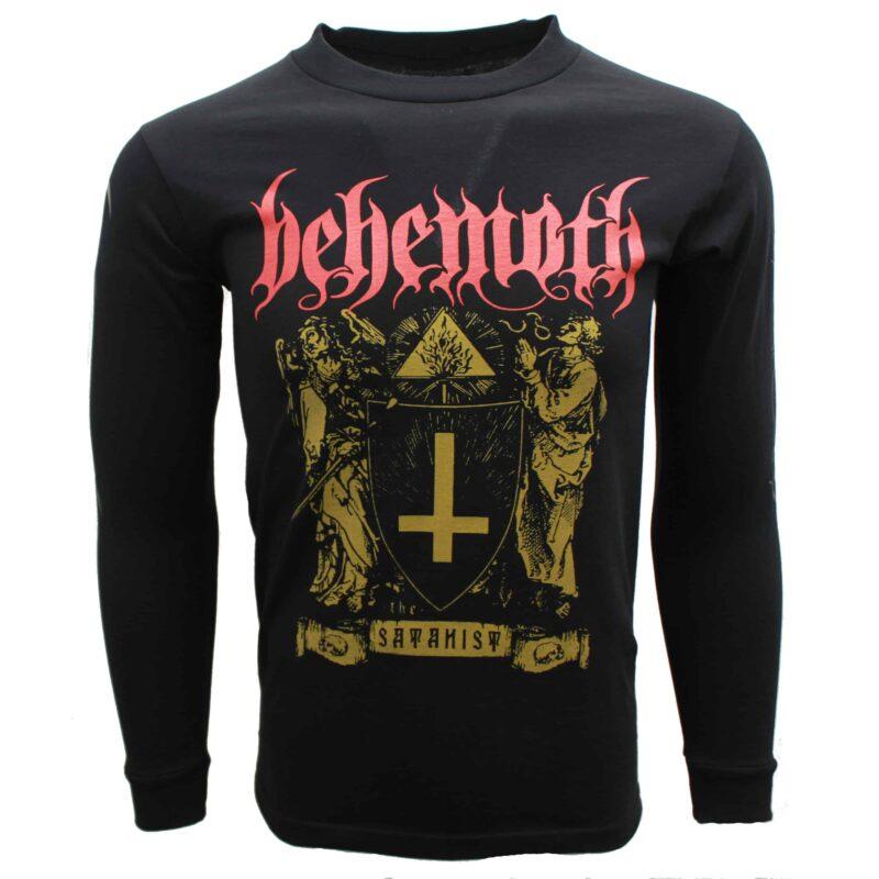 Behemoth Satanist Long Sleeve