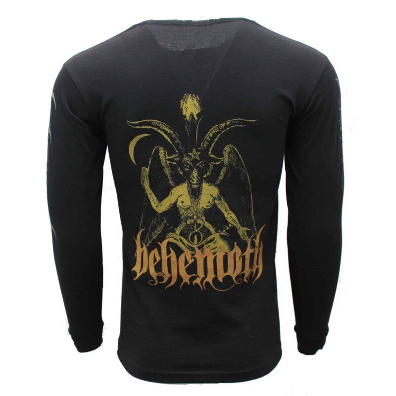 Behemoth Satanist Long Sleeve 2