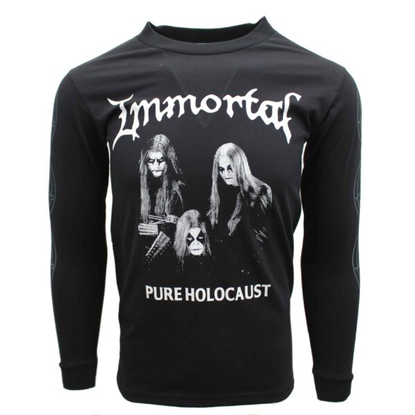 Immortal Pure Holocaust Long Sleeve