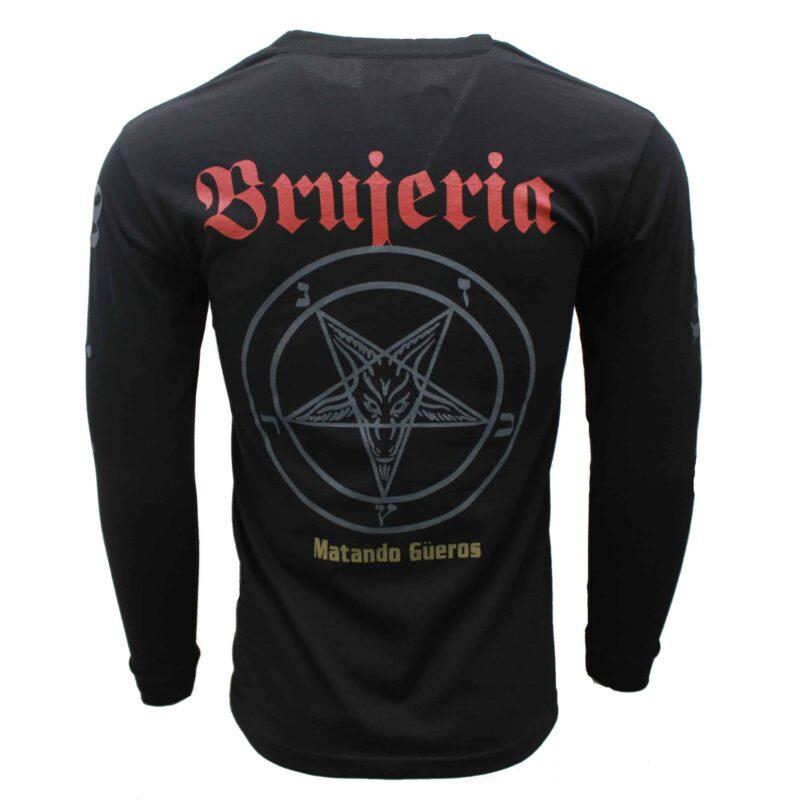 Brujeria Matando Gueros Long Sleeve 2
