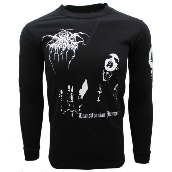 Dark Throne Transilvanian Hunger Long Sleeve