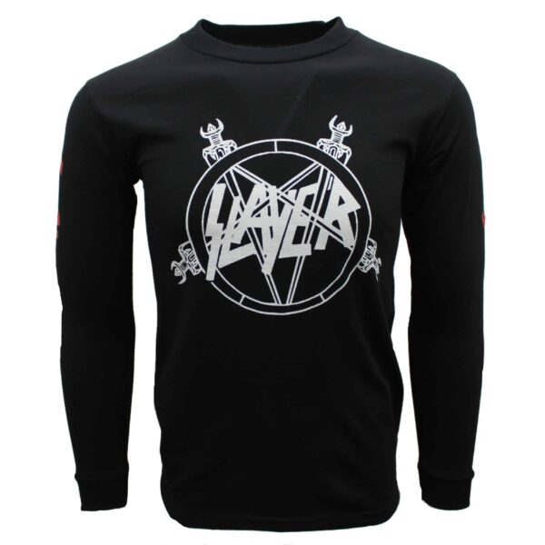 Slayer Show No Mercy Long Sleeve