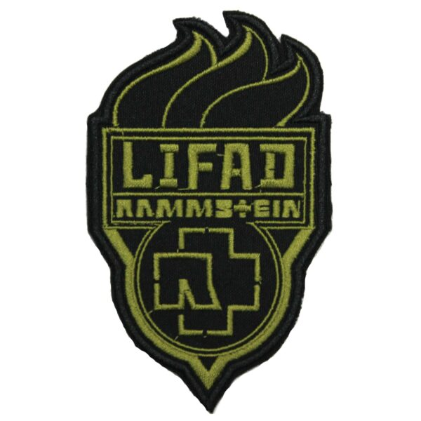 Rammstein LIFAD Patch