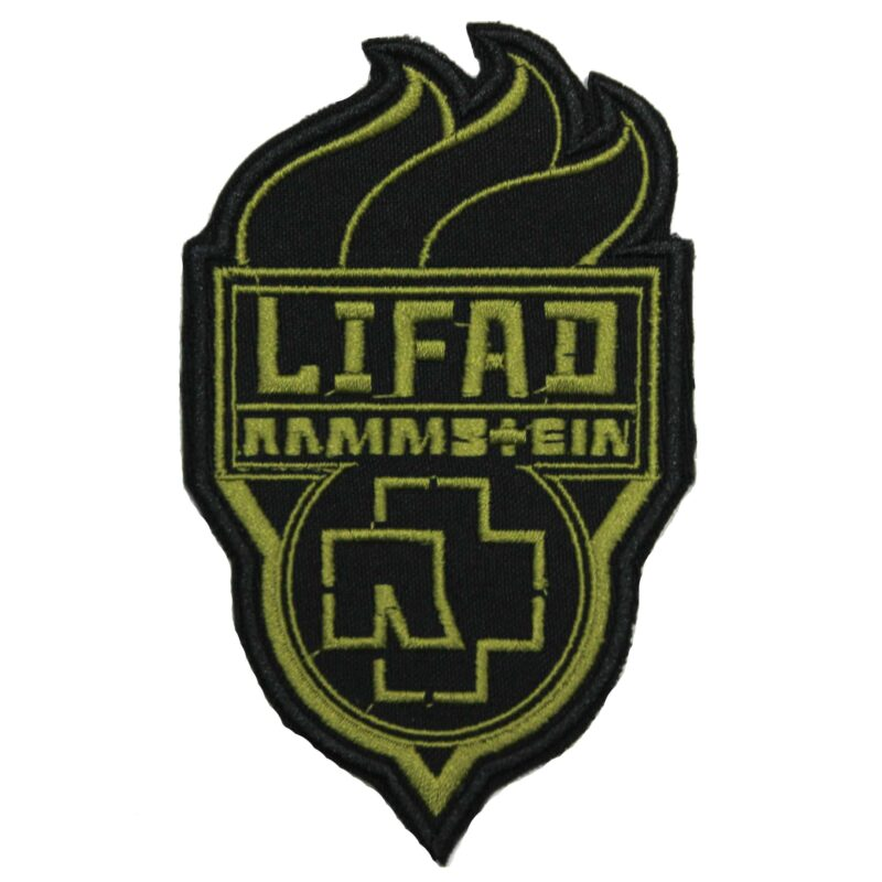 Rammstein LIFAD Patch
