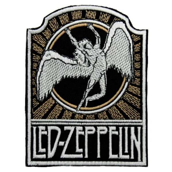 Led Zeppelin Angel Patch