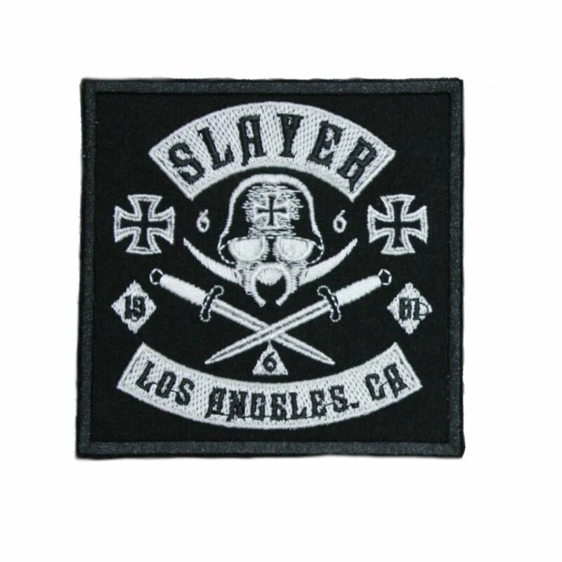 Slayer Los Angeles Patch