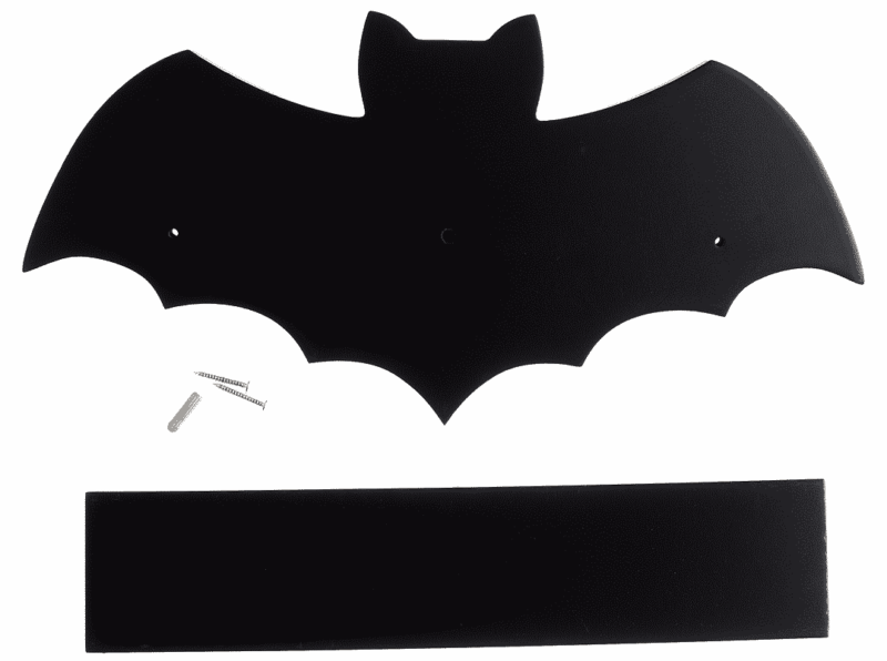 Black Bat Shelf by Sourpuss Clothing 2