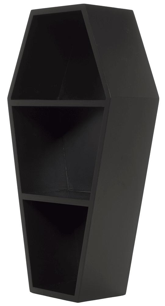 Black Coffin Shelf by Sourpuss Clothing 1