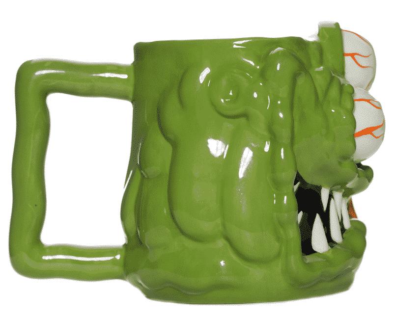 3 Eyed Fink Face Mug by Sourpuss Clothing 2