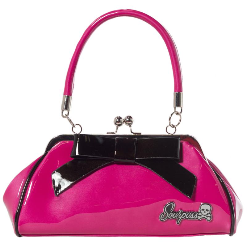 Pink Floozy Purse