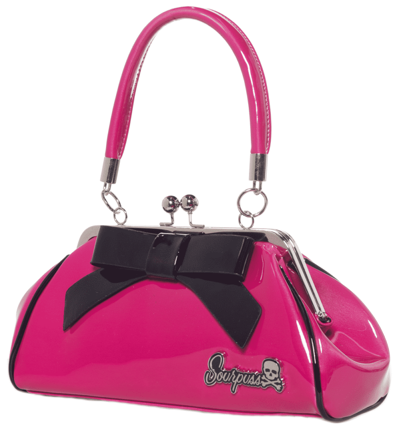 Pink Floozy Purse by Sourpuss Clothing 1