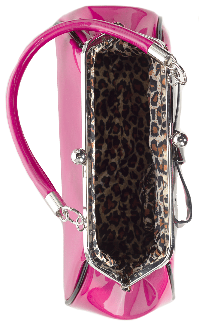 Pink Floozy Purse by Sourpuss Clothing 2