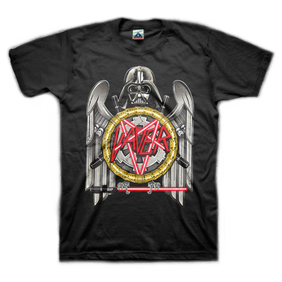 Darth Vader Slayer T-Shirt