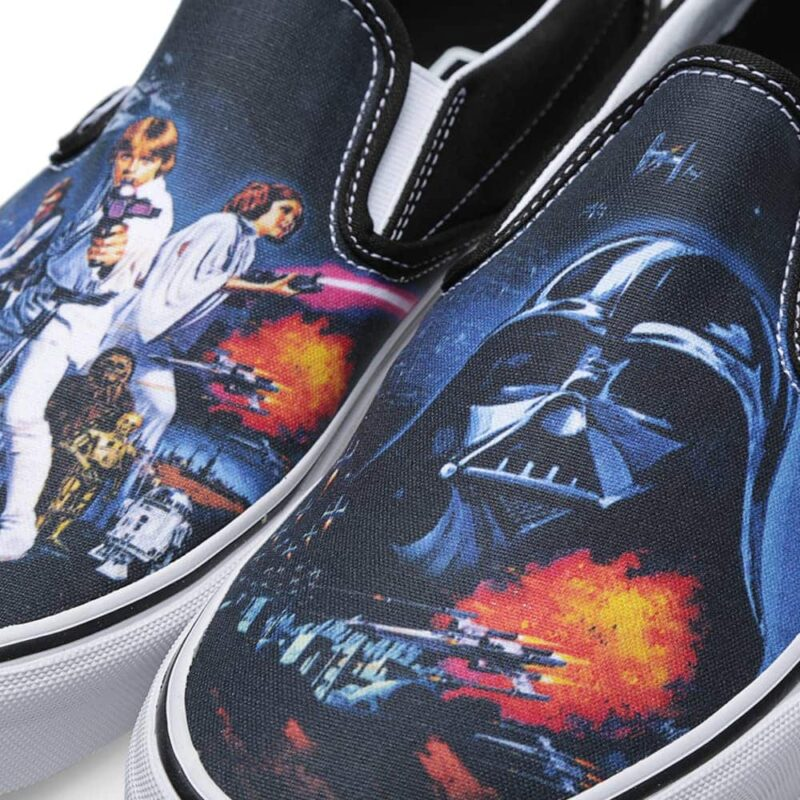 Vans Slip-On Star Wars A New Hope Limited Edition 1