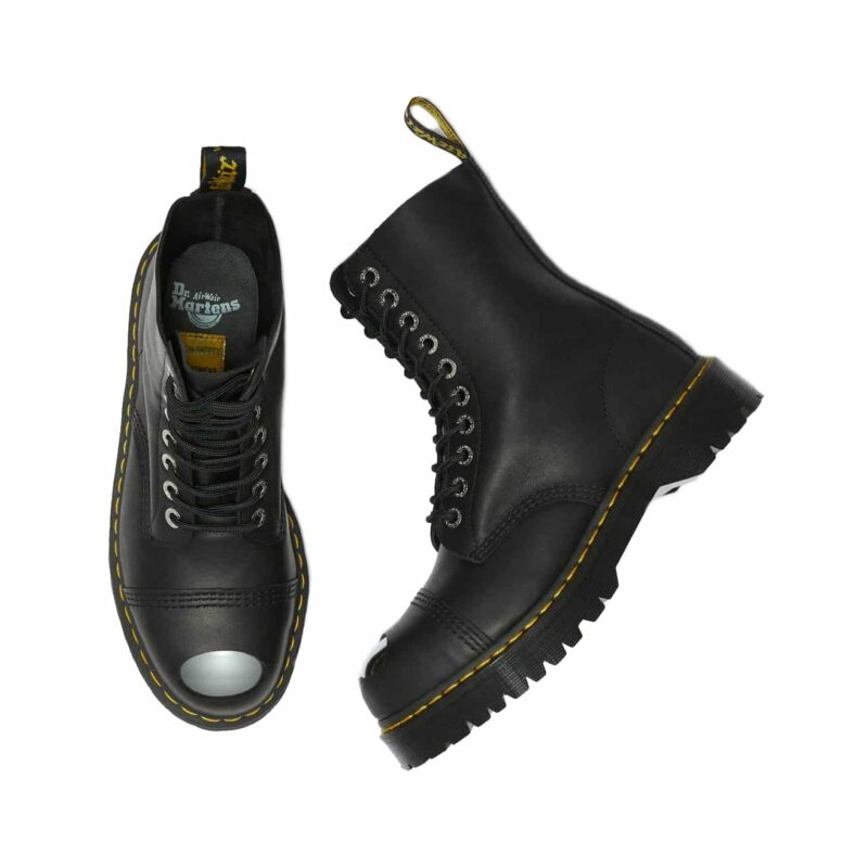 Dr. Martens 8671 BXB Steel Toe Cap 10-Eye Boot 8