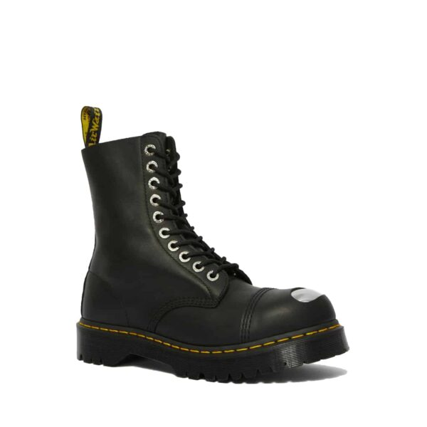 Dr. Martens 8671 BXB Steel Toe Cap 10-Eye Boot