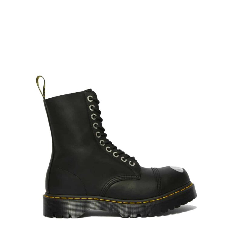 Dr. Martens 8671 BXB Steel Toe Cap 10-Eye Boot 4