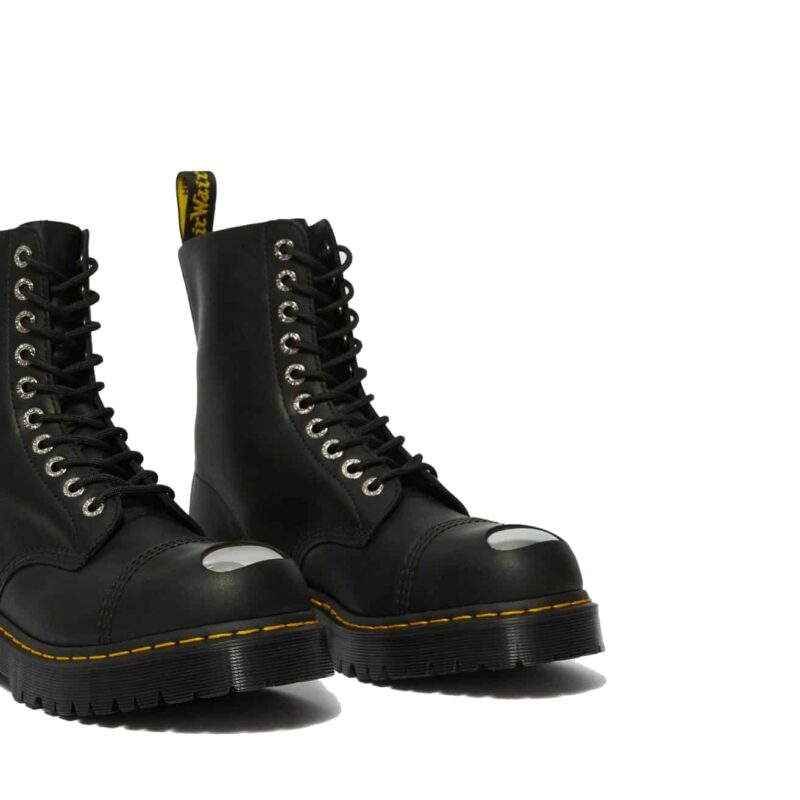 Dr. Martens 8671 BXB Steel Toe Cap 10-Eye Boot 2