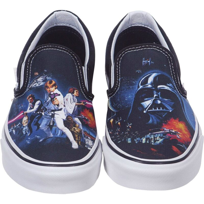 Vans Slip-On Star Wars A New Hope Limited Edition 3