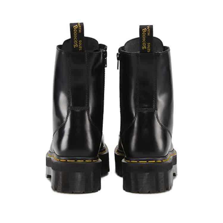 Dr. Martens Black Jadon Platform 8-Eye Boot 3