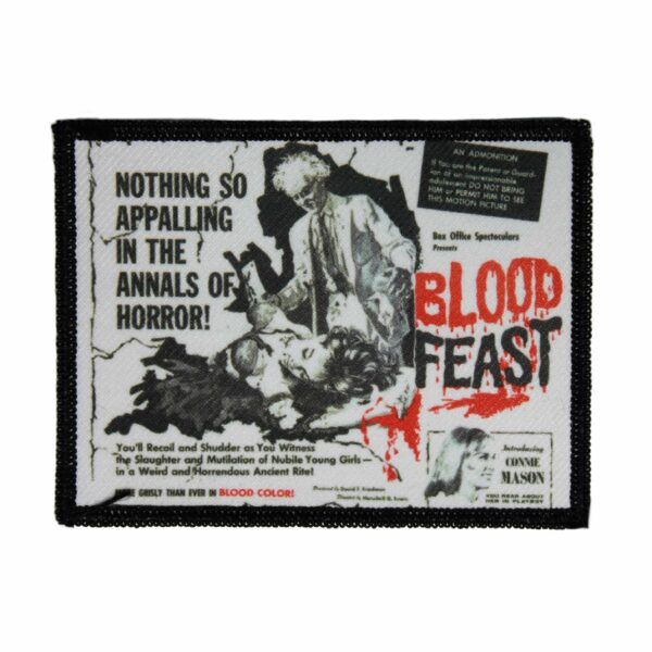 Blood Feast Patch
