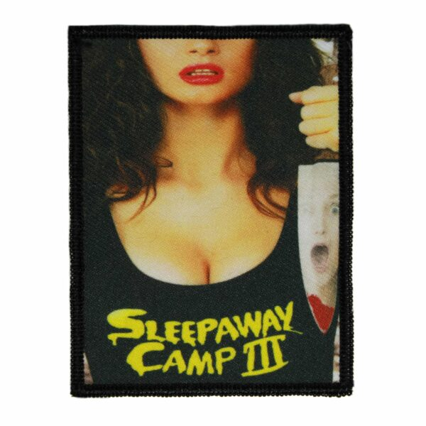 Sleepaway Camp 3 Patch
