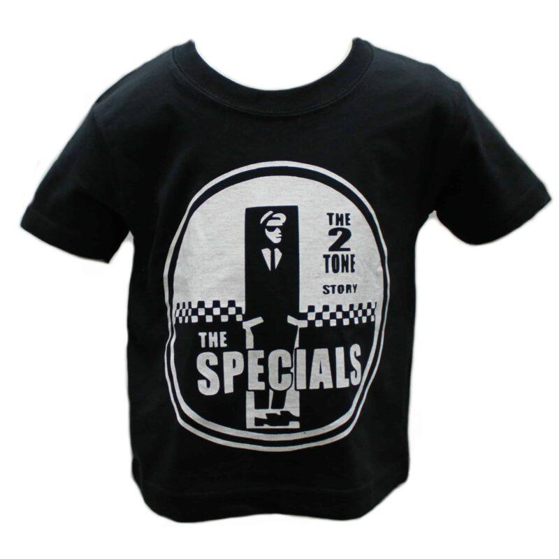 The Specials Kids Black T-Shirt 1