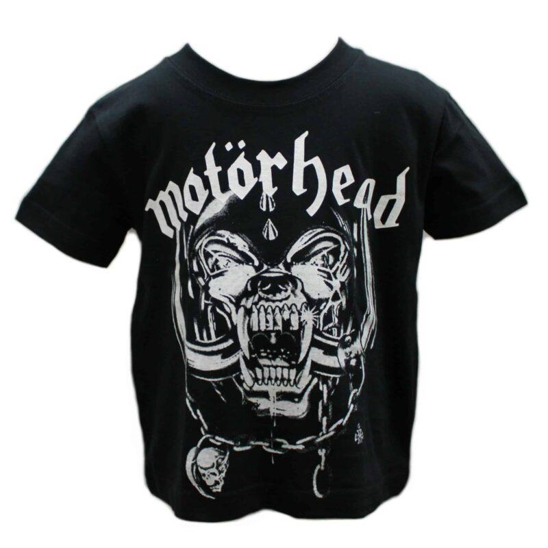 Motörhead Snaggletooth Kids Black T-Shirt 1