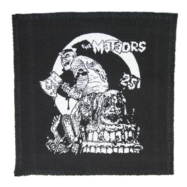The Meteors Cloth Patch