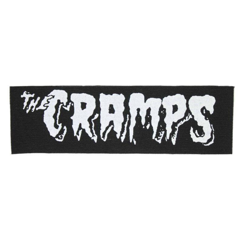 The Cramps Cloth Patch