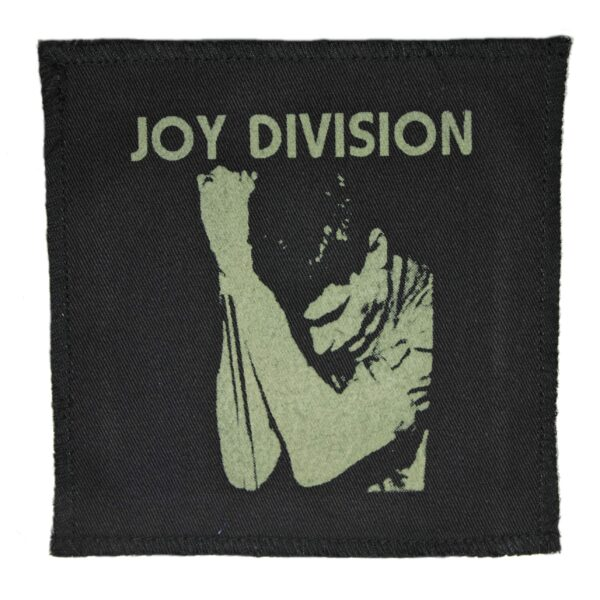 Joy Division Cloth Patch