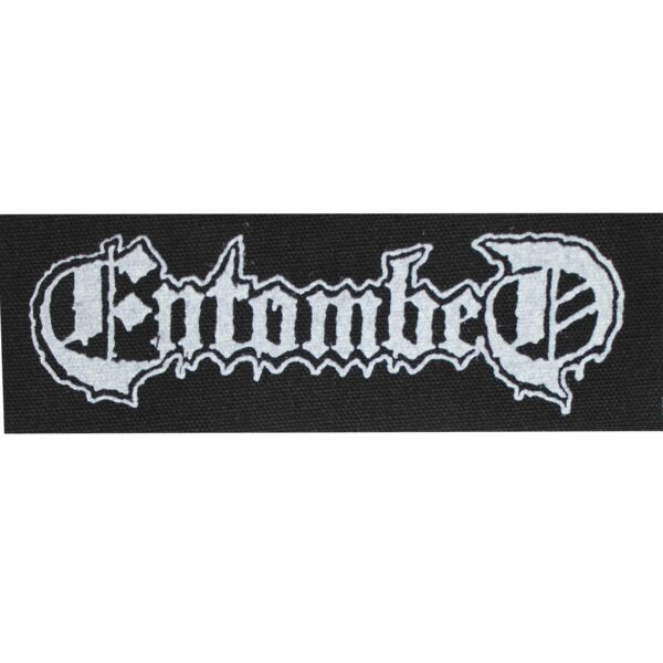 Entombed Cloth Patch