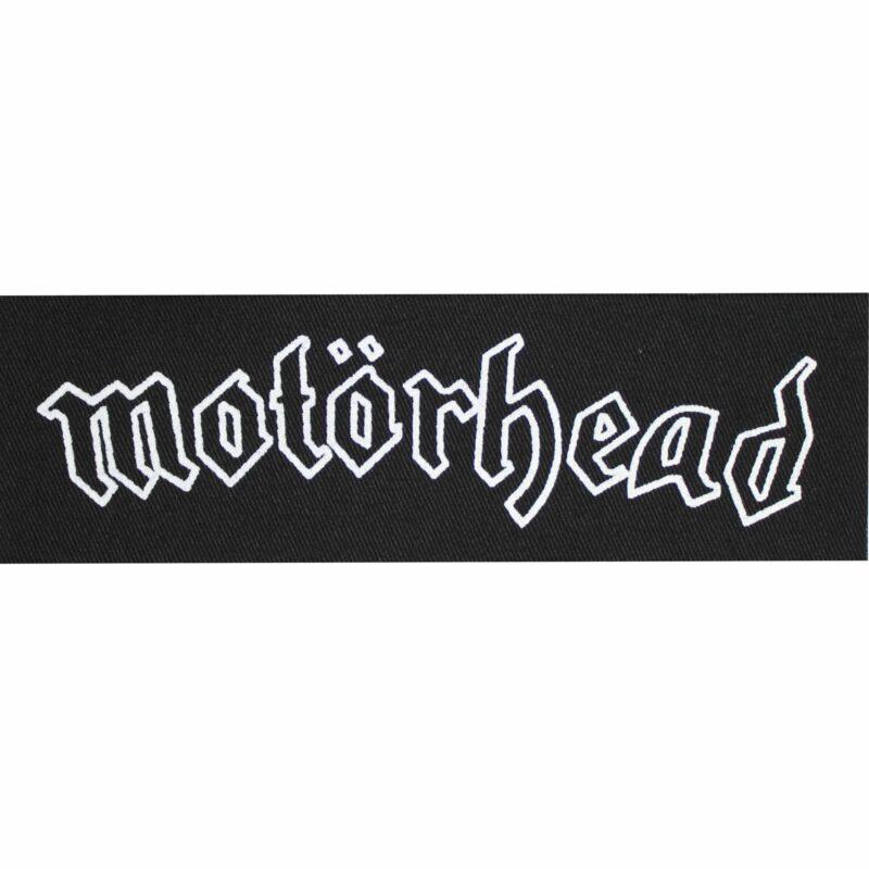 Motörhead Cloth Patch