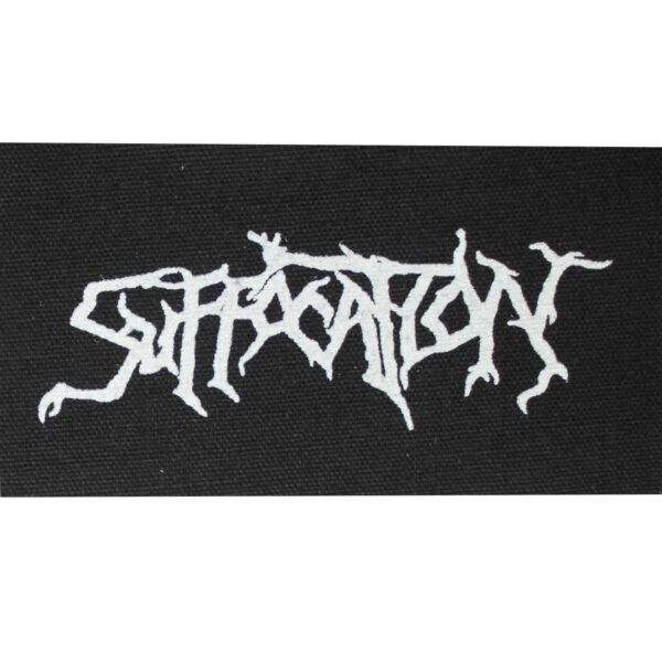 Suffocation Cloth Patch